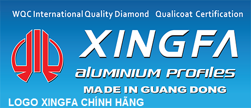 logo xingfa nhập khẩu quảng đông